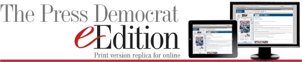 The Press Democrat electronic edition
