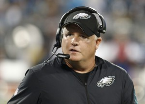 The San Francisco 49ers have hired Chip Kelly as their new head coach. CEO Jed York announced the move on Twitter and so did the team. (AP Photo/Bob Leverone, File)
