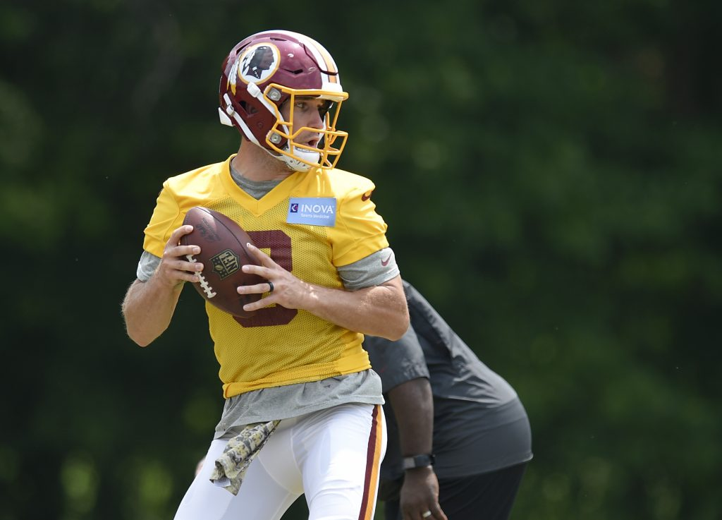 ac394ff9e The deadline for the Washington Redskins to sign Kirk Cousins to a contract  extension before the upcoming season is 1 p.m. Pacific Time this afternoon.