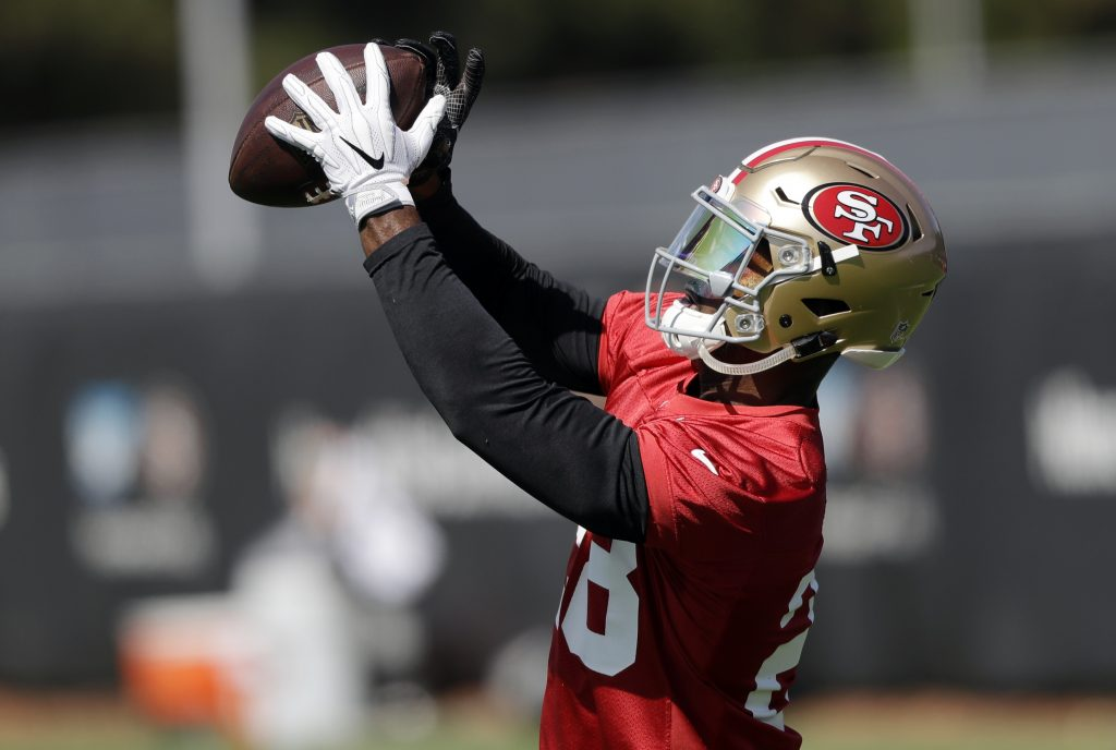 2f42e144 49ers training camp report: The defense punishes Carlos Hyde