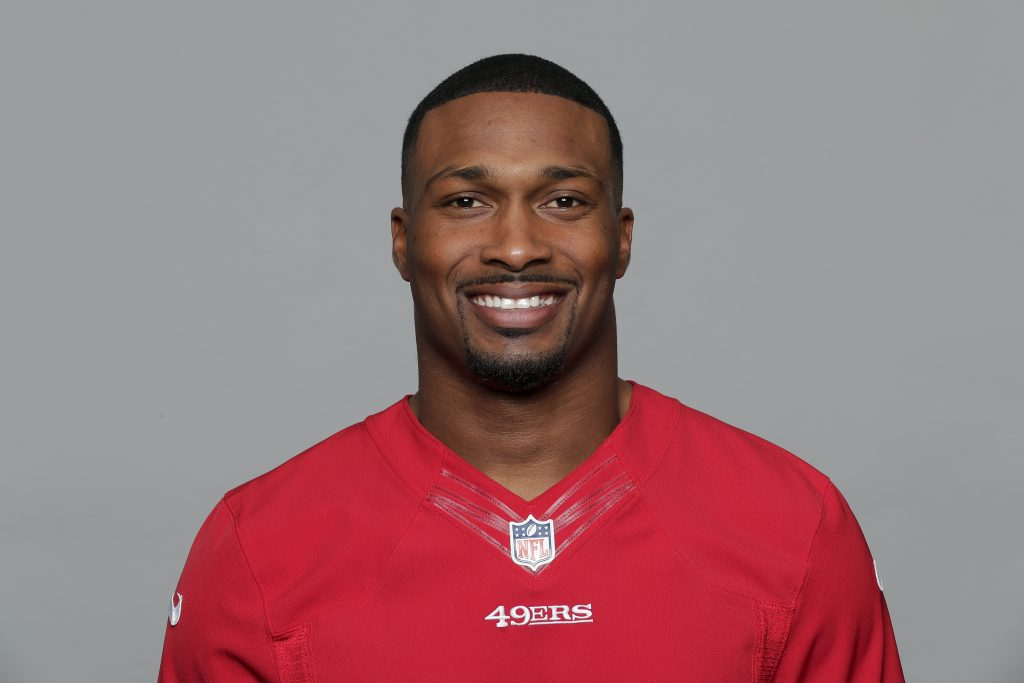 49ers cornerback Keith Reaser