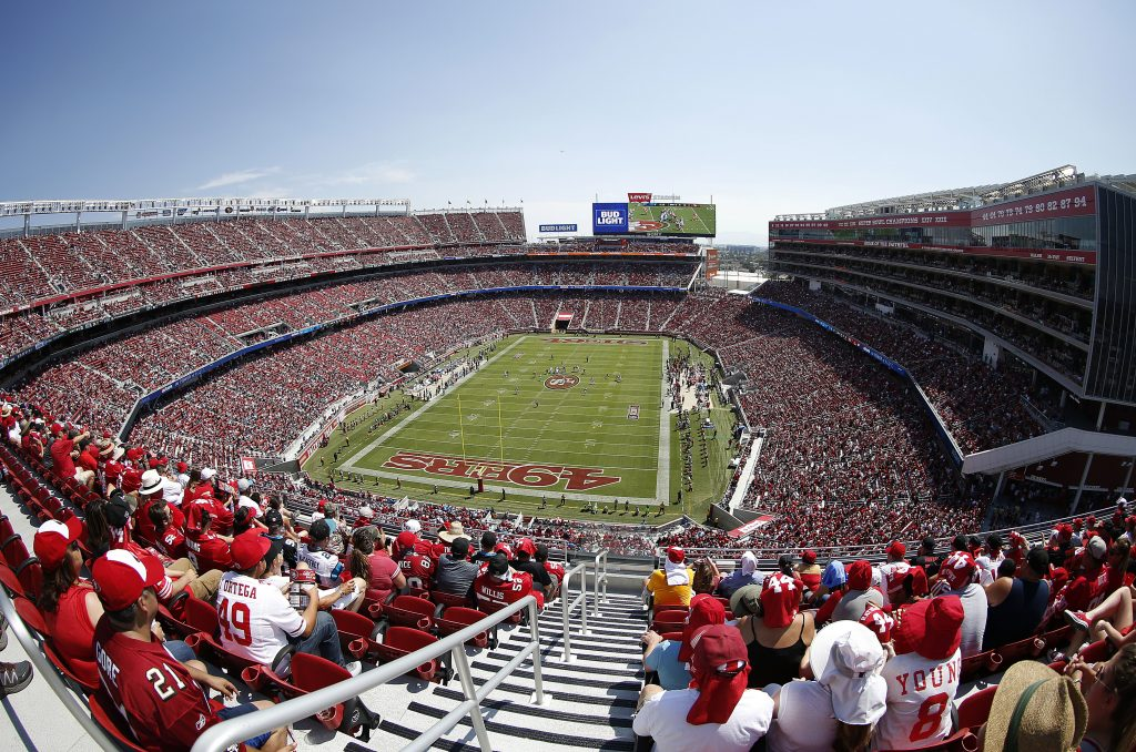 90398304960e 49ers-Rams tickets currently cheaper than tickets to the Grand National  Rodeo