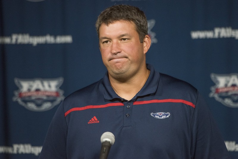Lane Kiffin's brother reportedly leaving Florida Atlantic for National Football League job