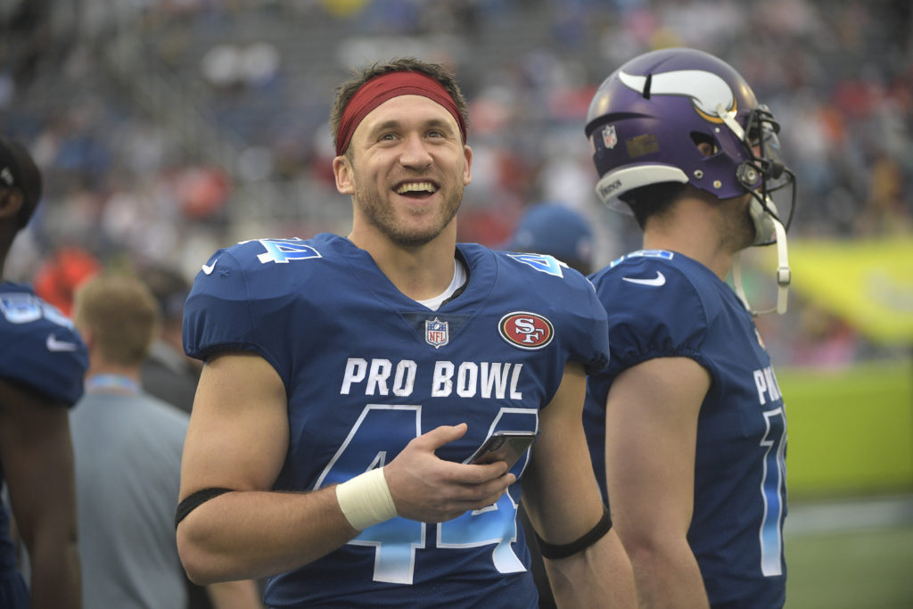 49ers FB Kyle Juszczyk has the most bloated contract in the NFL a6bf0b69e