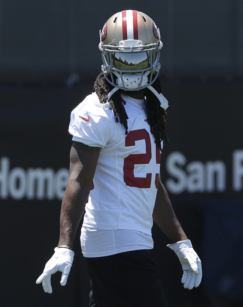 size 40 2420d b6221 Richard Sherman says he's fully healthy, ready for 49ers ...