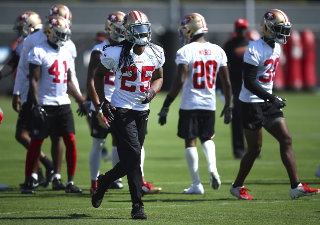 online retailer 05003 79519 Day 1: The good and not so good from 49ers training camp