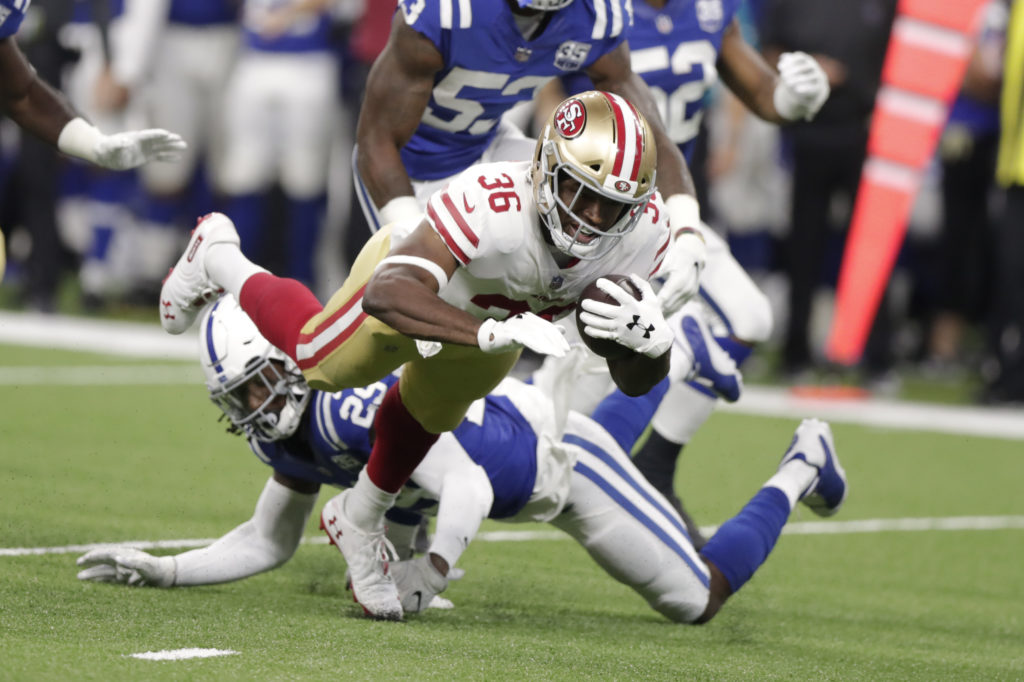 Alfred Morris adds power to 49ers  hobbled running game 1a833a850