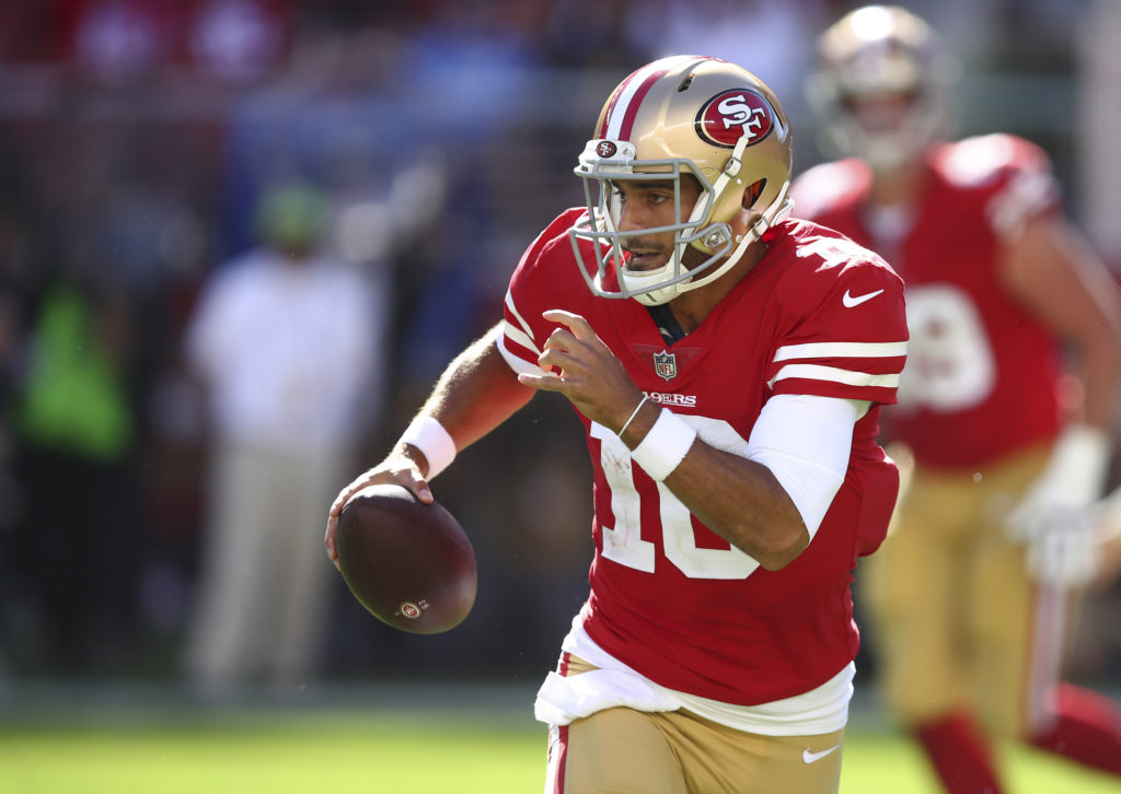 2e704d4cd The strengths and weaknesses of Jimmy Garoppolo
