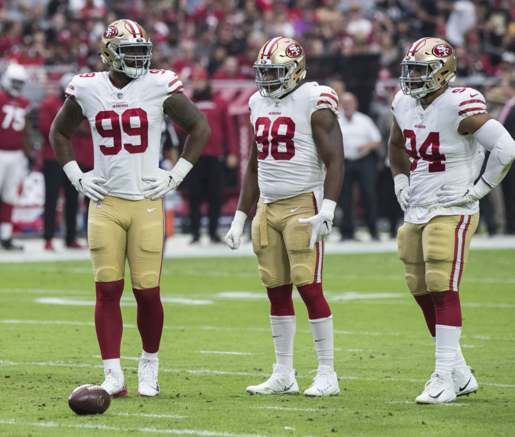 Examining state of 49ers roster 9c075a8ee