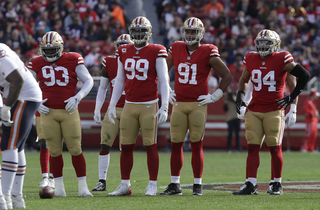 Grading the 49ers  defense c5af6d855