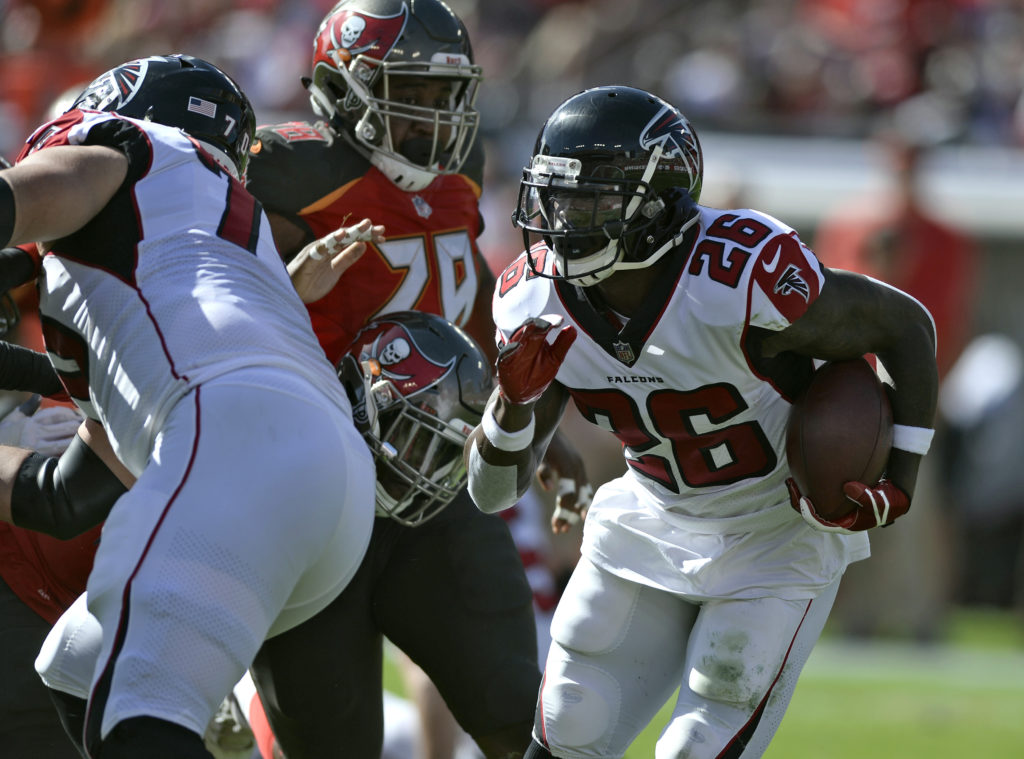 49ers Sign Tevin Coleman To Two-Year, $10M Deal