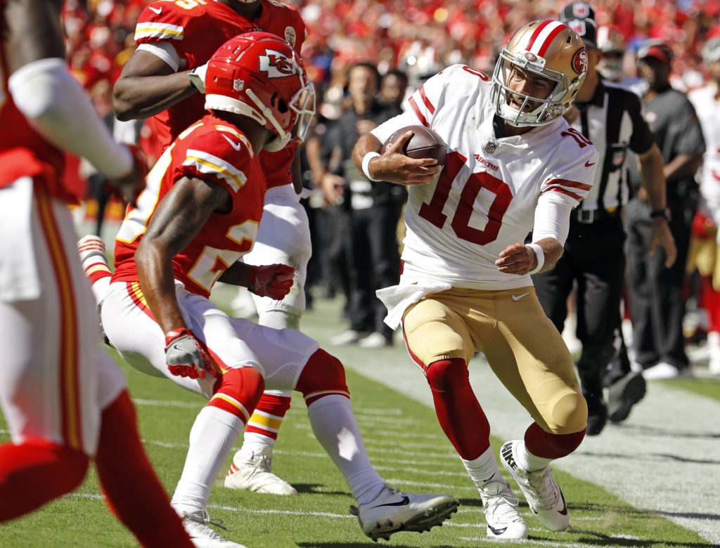 6fc2a12c Eight games 49ers could win next season