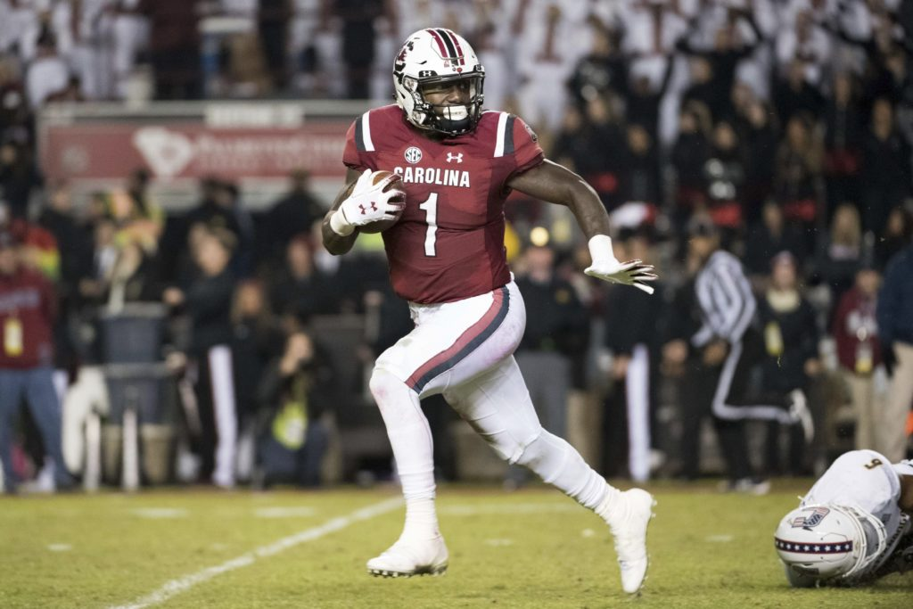 0350b772d0 49ers turn focus to offense on Day 2 of NFL draft