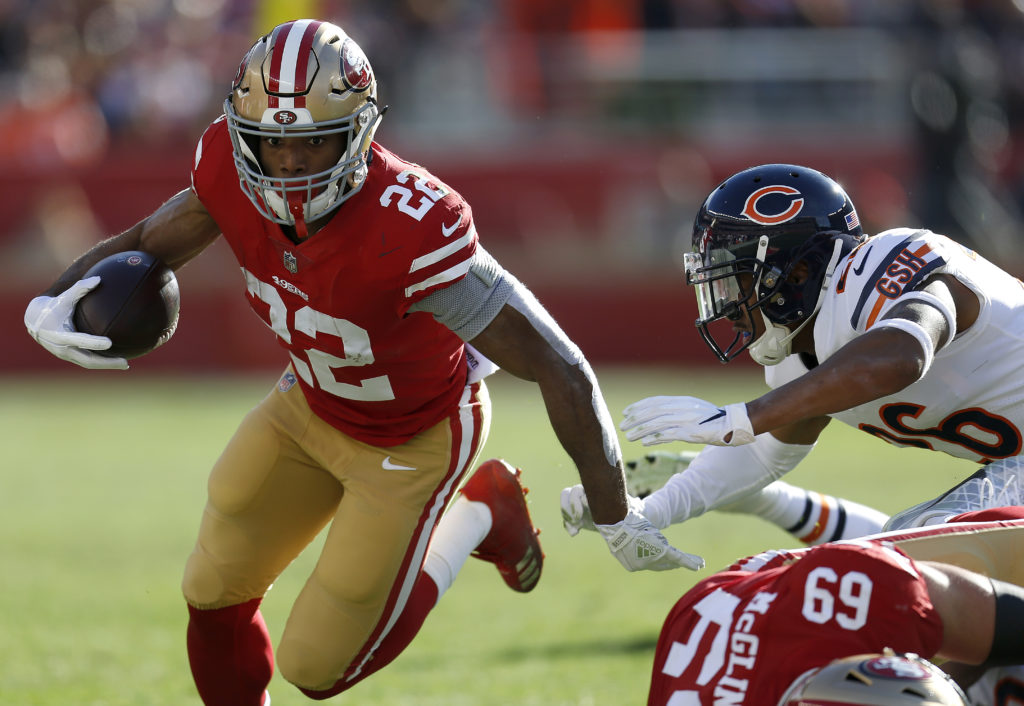 9e3872ab 49ers return to practice field for Week 2 of OTAs
