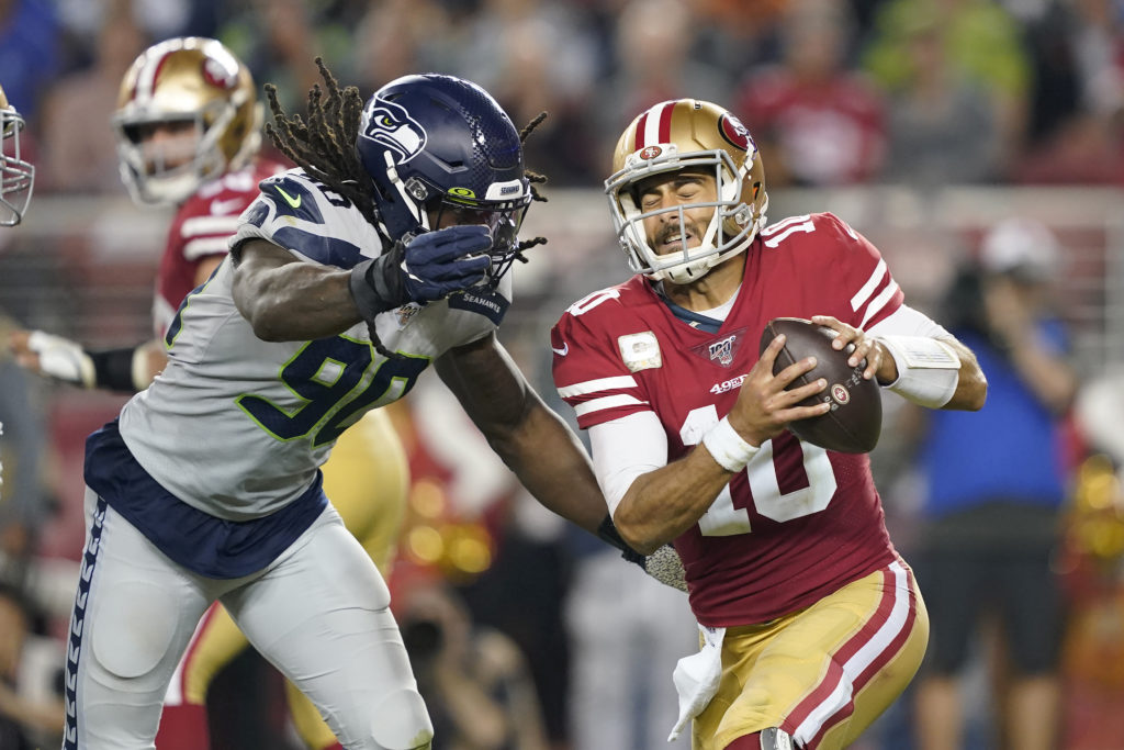 49ers face a must-win game in season finale