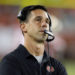 Kyle Shanahan is at war with himself