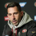 What does 2-10 record say about Kyle Shanahan?
